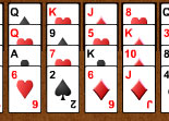 Cartes Forty Thieves