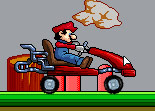 Karting Mario Cross