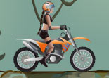 Moto Lara Croft Tomb Raider
