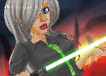 Star Wars Jedi Fille Habillage