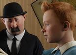 Tintin Trouver les 8 Diff�rences