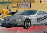 Tuning Mercedes Benz SLR 722