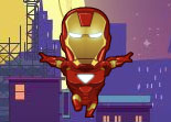 Iron Man Apprend � Voler