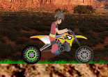Bakugan Moto Cross Canyon