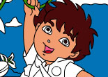 Diego � Colorier