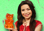 iCarly Ourson Bonbon