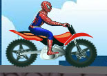 Spiderman Moto Super Bike