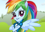 Poney Rainbow Dash