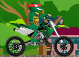 Moto Cross Tortues Ninja 2013