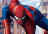 Spiderman S�rie de Puzzle