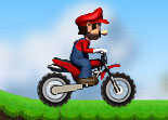 Mario Motocross Bike