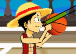 Luffy Basketball