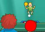 Ping Pong Trampoline