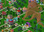 Roller Coster Tycoon 4 Mobile iPad