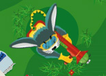 Lapin contre Insectes