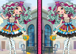 Ever After High Trouver les Diff�rences