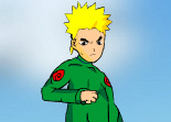 Naruto Personnage Habillage