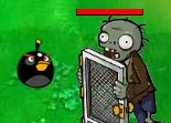 Angry Birds vs Zombies Guerre Ultime