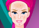 Barbie Diamant Spa Maquillage
