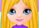 B�b� Barbie Coupe de Cheveux Manga