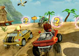 Beach Buggy Racing iPad