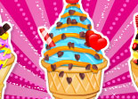 Glace C�nes Cupcakes 2