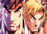 Street Fighter Etoiles Cach�es