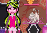 Monster High Ranger la Pi�ce