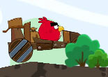 Angry Birds � Travers le Pays