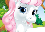 Poney de Princesse Disney