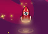 Let's Go Rocket iPhone