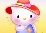 Hello Kitty Vacances d'�t�
