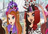 Ever After High Puzzle de Tuiles