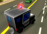 Cop Blocky Pursuit Artisanat Android