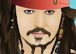 Maquillage Jack Sparrow