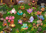 My Singing Monsters Dawn of Fire iPhone