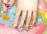 Ongles d''�t� Spa