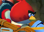 Angry Birds Pilote Rouge