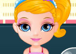 B�b� Barbie Magasin de Bonbons