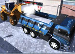 Loader & Dump Truck Winter Android
