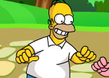 Homer Simpson contre Peter Griffin