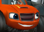 Diff�rences Blaze Monster Truck